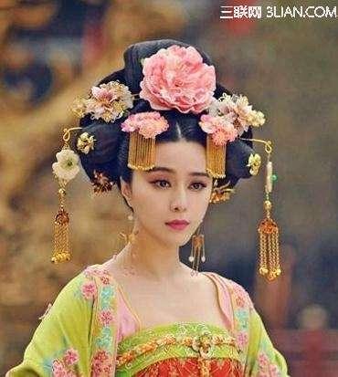 《武媚娘传奇》范冰冰古装颜值爆表图片