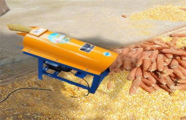 玉米脱粒粺`