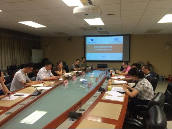 中国工程科技知识中心潘刚副主任到水科院调研
