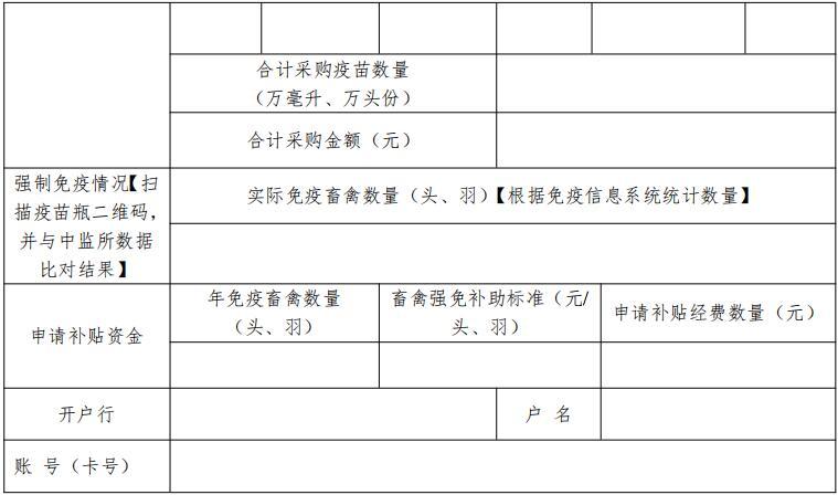 江西省农业农村厅 江西省财政厅关于印发全省重大动物疫病强制免疫先免后补直补改革和2021年全省动物疫病强制免疫两个实施方案的通知
