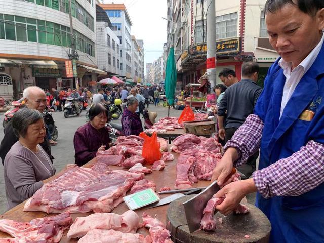 """广西陆川:""""非洲猪瘟""""阴霾下的复养大会"""